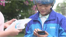 Dịch vụ giao hàng và thu tiền hộ