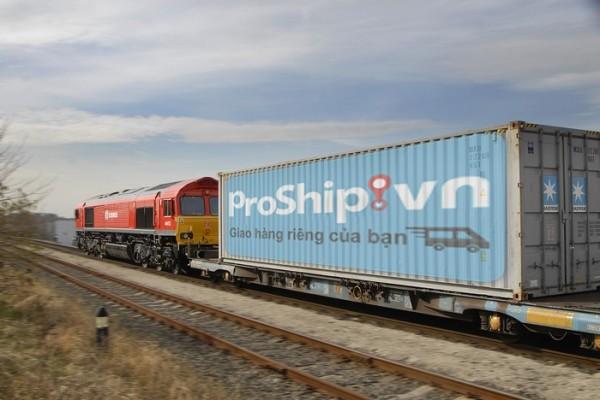 Dịch vụ vận chuyển hàng hóa ra Hà Nội bằng đường sắt