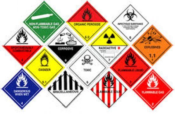 Những điều cần biết khi vận chuyển hàng hóa nguy hiểm