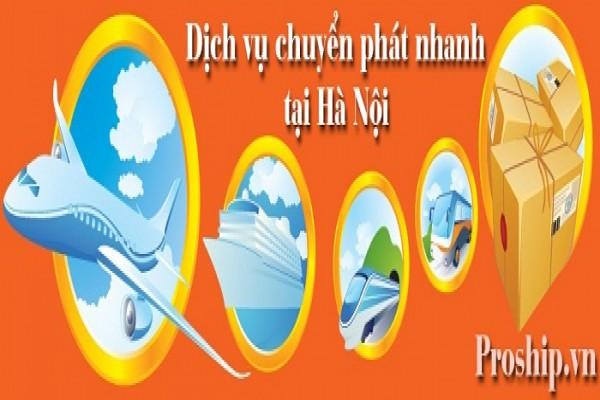 Dịch vụ chuyển phát nhanh tại Hà Nội