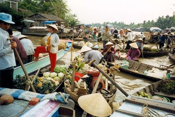 Dịch vụ chuyển phát nhanh 2 chiều Đà Nẵng - Cần Thơ