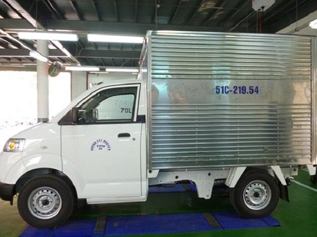Những ưu điểm khi chở hàng thuê xe tải nhỏ