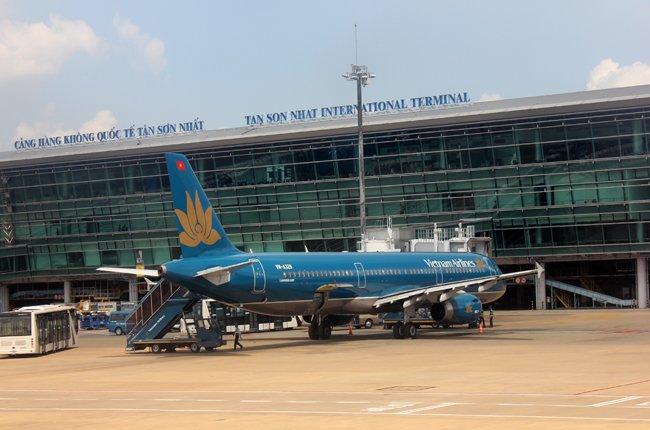 Vé máy bay  Hà Nội đi Tân Sơn Nhất