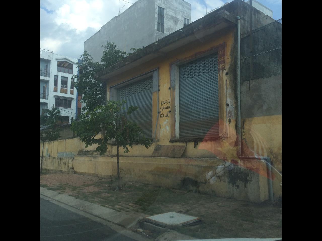 Cho thuê kho quận Gò Vấp mặt tiền đường Phan Văn Trị