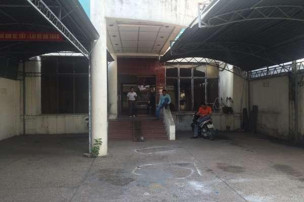 Cho thuê kho xưởng quận Gò Vấp mặt tiền đường Phan Văn Trị
