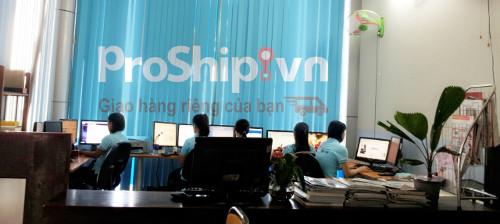 Proship có đội ngũ nhân viên chuyển phát nhanh trong nước với nhiều năm kinh nghiệm