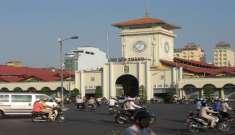 Dịch vụ chuyển phát nhanh đi vào Sài Gòn