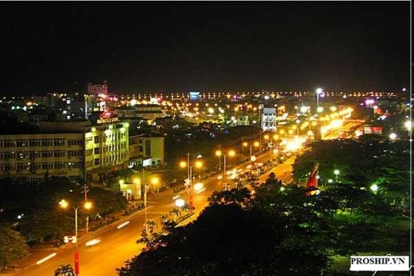Dịch vụ chuyển phát nhanh đi Bình Định