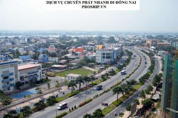Dịch vụ chuyển phát nhanh đi Biên Hòa