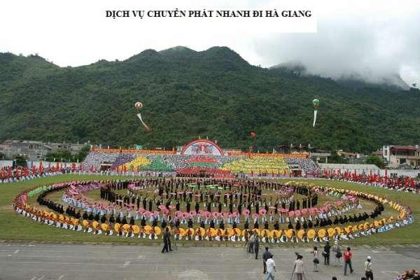 Dịch vụ chuyển phát nhanh đi Hà Giang