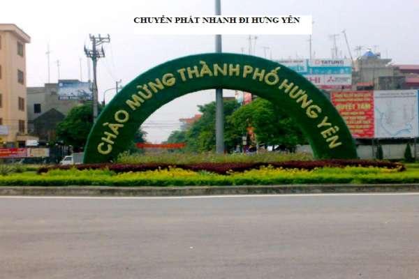 Dịch vụ chuyển phát nhanh đi Hưng Yên