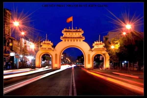 Dịch vụ chuyển phát nhanh đi Kiên Giang