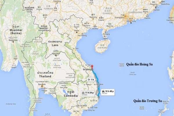 Dịch vụ chuyển phát nhanh từ Đà Nẵng đi vào Nha Trang