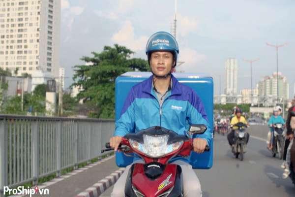 Cần tuyển dụng nhân viên giao hàng - shipper tại Hà Nội