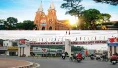 Nhận vận chuyển gửi hàng từ Sài Gòn đi về Biên Hòa