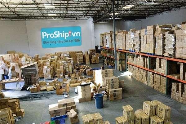 Nhận ký gửi hàng hóa cho shop bán hàng online tại TPHCM