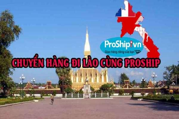 Dịch vụ vận chuyển gửi hàng hóa đi qua Lào nhanh chóng giá rẻ