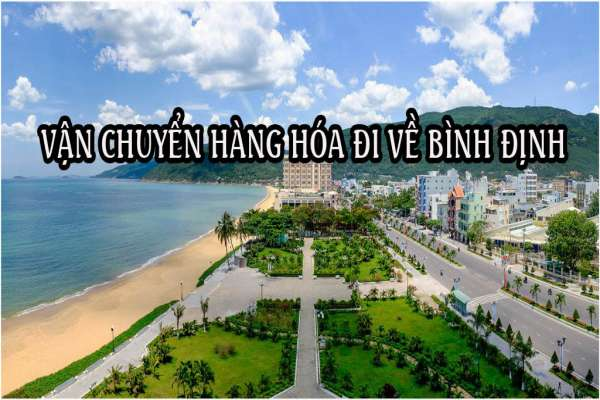 Dịch vụ ship vận chuyển gửi hàng hóa đi Bình Định