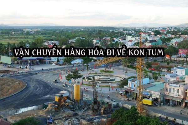 Dịch vụ ship vận chuyển gửi hàng đi về Kon Tum