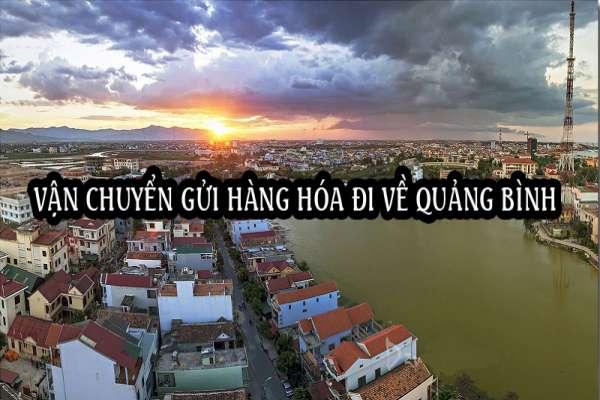 Dịch vụ ship vận chuyển gửi hàng đi về Quảng Bình