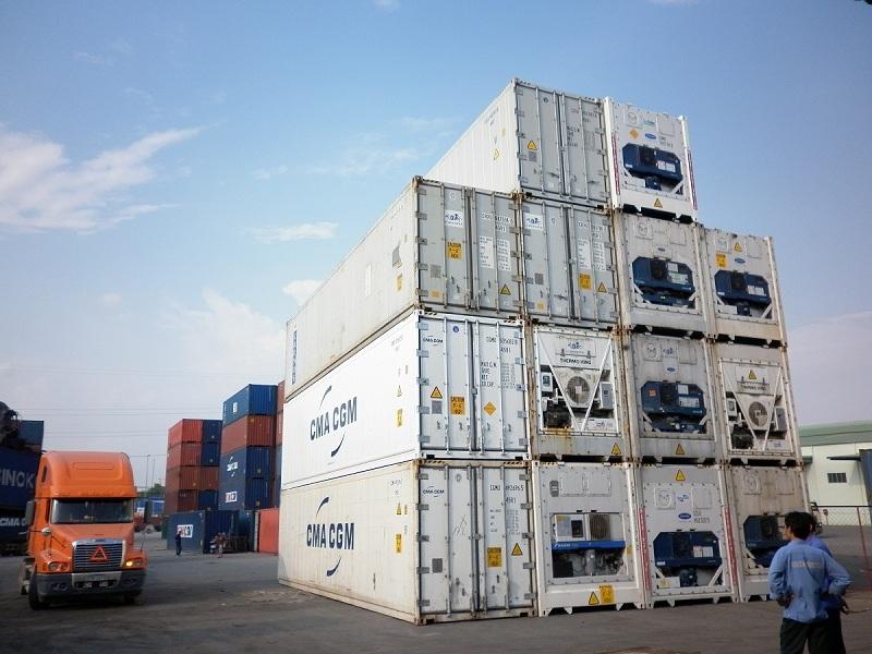 container lạnh là gì