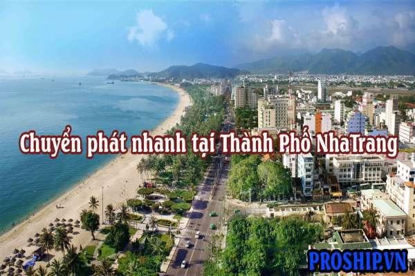 Dịch vụ chuyển phát nhanh ở tại Nha Trang