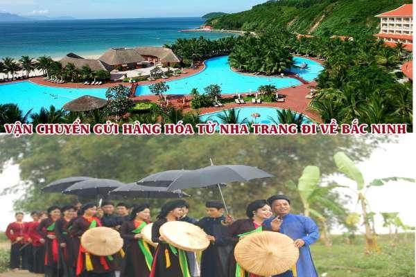 Dịch vụ vận chuyển gửi hàng từ Nha Trang đi Bắc Ninh