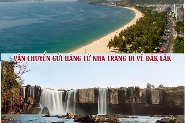 Dịch vụ vận chuyển gửi hàng từ Nha Trang đi Đắk Lắk