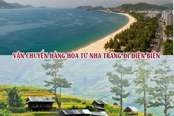 Dịch vụ vận chuyển gửi hàng từ Nha Trang đi Điện Biên