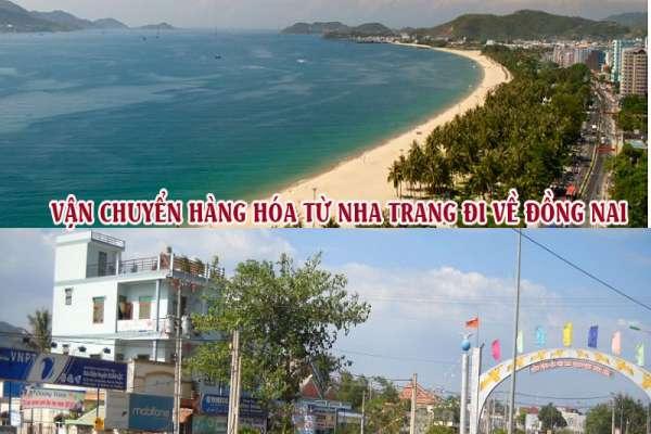Dịch vụ vận chuyển gửi hàng từ Nha Trang đi Đồng Nai