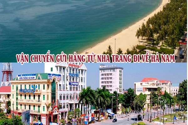 Dịch vụ vận chuyển gửi hàng từ Nha Trang đi Hà Nam