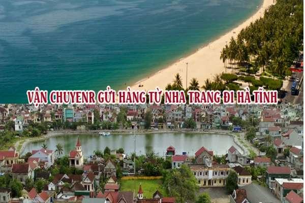Dịch vụ vận chuyển gửi hàng từ Nha Trang đi Hà Tĩnh