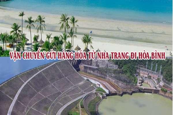 Dịch vụ vận chuyển gửi hàng từ Nha Trang đi Hòa Bình
