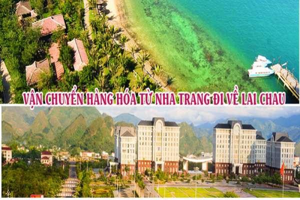 Dịch vụ vận chuyển gửi hàng từ Nha Trang đi Lai Châu
