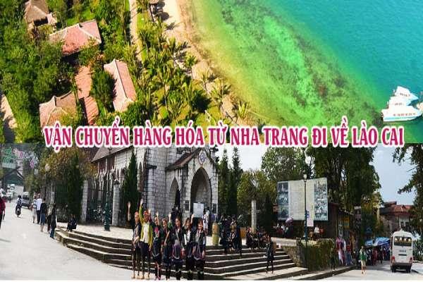 Dịch vụ vận chuyển gửi hàng từ Nha Trang đi Lào Cai