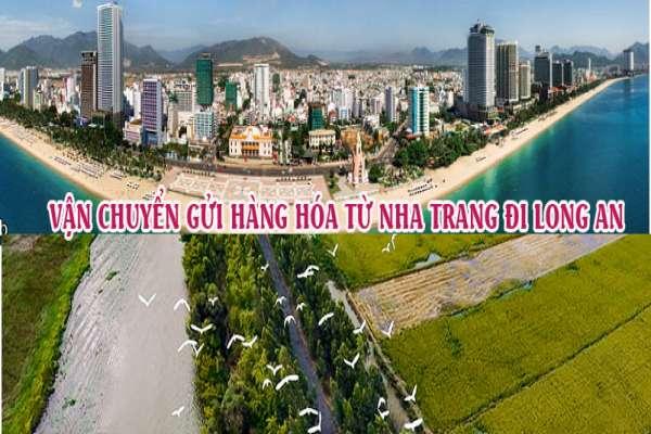 Dịch vụ vận chuyển gửi hàng từ Nha Trang đi Long An