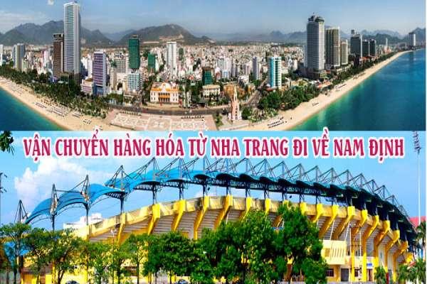 Dịch vụ vận chuyển gửi hàng từ Nha Trang đi Nam Định