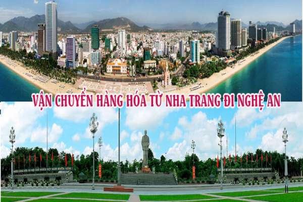 Dịch vụ vận chuyển gửi hàng từ Nha Trang đi Nghệ An