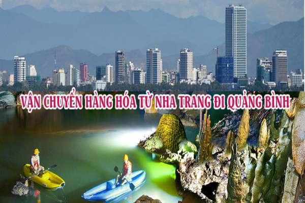 Dịch vụ vận chuyển gửi hàng từ Nha Trang đi Quảng Bình