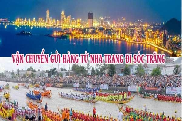 Dịch vụ vận chuyển gửi hàng từ Nha Trang đi Sóc Trăng