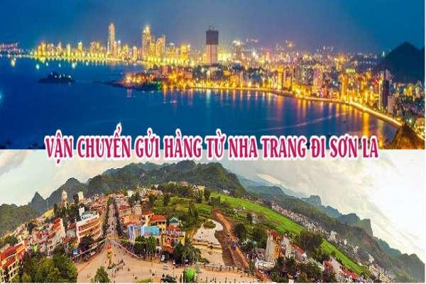 Dịch vụ vận chuyển gửi hàng từ Nha Trang đi Sơn La