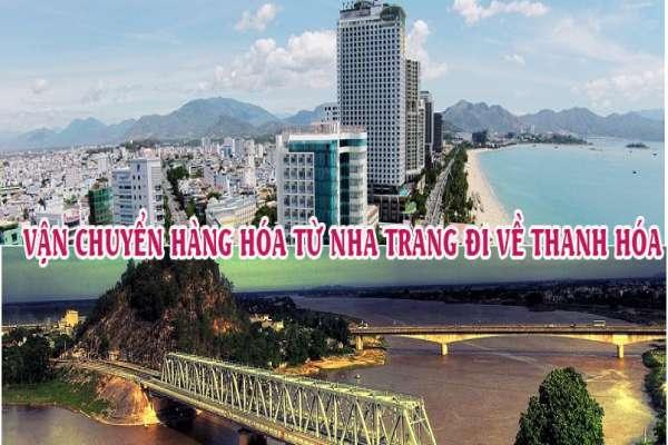 Dịch vụ vận chuyển gửi hàng từ Nha Trang đi Thanh Hóa
