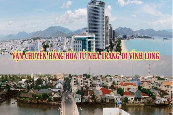 Dịch vụ vận chuyển gửi hàng từ Nha Trang đi Vĩnh Long