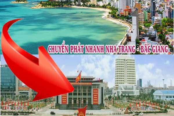 Dịch vụ chuyển phát nhanh từ Nha Trang đi Bắc Giang