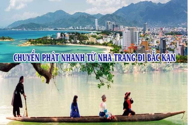Dịch vụ chuyển phát nhanh từ Nha Trang đi Bắc Kạn