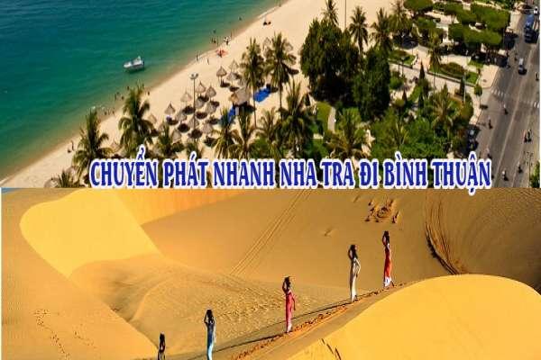 Dịch vụ chuyển phát nhanh từ Nha Trang đi Bình Thuận