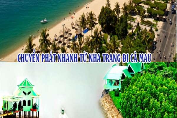 Dịch vụ chuyển phát nhanh từ Nha Trang đi Cà Mau
