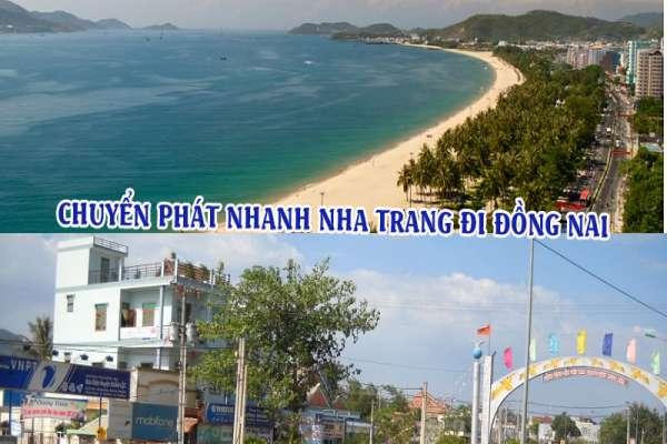 Dịch vụ chuyển phát nhanh từ Nha Trang đi Đồng Nai