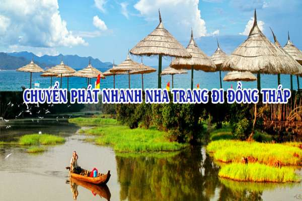 Dịch vụ chuyển phát nhanh từ Nha Trang đi Đồng Tháp