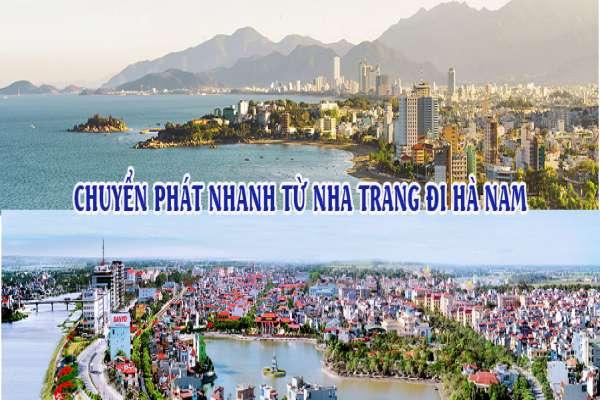 Dịch vụ chuyển phát nhanh từ Nha Trang đi Hà Nam